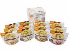 尾西食品/尾西のごはんシリーズ AY 12食セット