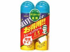 東京企画販売/シェービングフォーム ミント 210g 2本パック