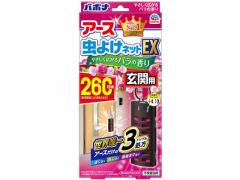 アース製薬/アース虫よけネットEX 玄関用 バラの香り 260日用