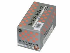 馬印/スクールチョーク 茶 100本/C-207