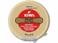 ジョンソン/KIWI 油性靴クリーム SHOE POLISH 全色用 45ml