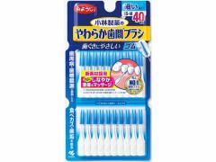 小林製薬/やわらか歯間ブラシSS~Mサイズ お徳用40本