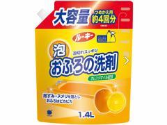 第一石鹸/ルーキーおふろ洗剤 詰替用 約4回分