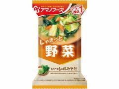 アマノフーズ/ いつものおみそ汁 野菜