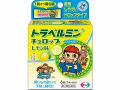 【第2類医薬品】薬)エーザイ/トラベルミンチュロップ レモン味 6錠