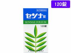 【第(2)類医薬品】薬)皇漢堂薬品/センナ錠 120錠
