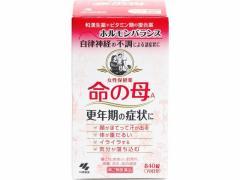 【第2類医薬品】薬)小林製薬/命の母A 840錠