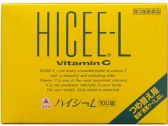 【第3類医薬品】薬)タケダ/ハイシーL つめ替え用 100錠