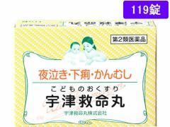 【第2類医薬品】薬)宇津救命丸/宇津救命丸 119錠