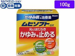【第3類医薬品】薬)池田模範堂/かゆみ肌の治療薬 ムヒソフトGX 100g