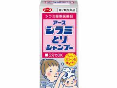 【第2類医薬品】薬)アース製薬/アースシラミとりシャンプー 100ml