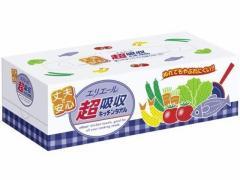 大王製紙/エリエール 超吸収キッチンタオル ボックス75組
