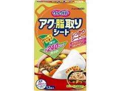 旭化成/クックパー アク・脂取りシート 12枚入