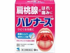 【第3類医薬品】薬)小林製薬/ハレナース 9包