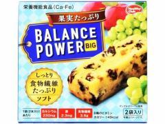 ハマダコンフェクト/バランスパワービッグ [果実たっぷり] 2袋