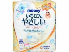 ユニ・チャーム/ムーニー 母乳パッド プレミアム 108枚