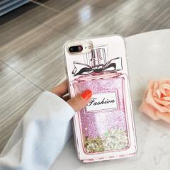 477459acb2 【送料無料】 iPhone XS XR MAX スマホ ケース 着せ替え 香水ボトル 流れ星 キラキラ