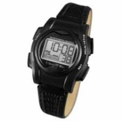 自立コム 振動腕時計 バイブラライトMini 黒 VM-LBK