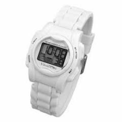 自立コム 振動腕時計 バイブラライトMini 白 VM-SWH