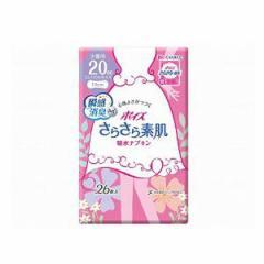 日本製紙クレシア さらさら吸水ライナー 袋 少量用 26枚 80724