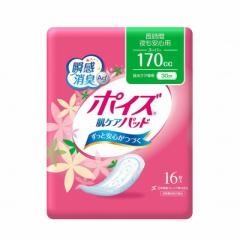 日本製紙クレシア 肌ケアパッド スーパー 16枚 80992