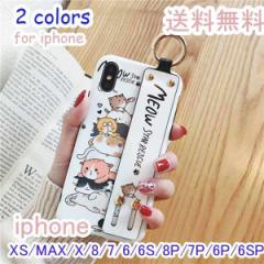 big_acスマホケース 多機種 iphone6/6s 7 8 6P 7P 8p X XR XS MAX カバー おしゃれ 可愛い猫