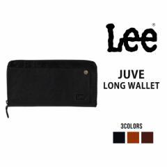 0a387b51bdff リー Lee Juve ラウンドファスナー長財布 札入れ イタリアンレザー 本革 メンズ ギフト最適 ラッピング