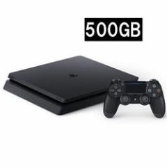 SIE 【PS4】 ★プレイステーション4本体 (ジェット・ブラック)500GB(N)  CUH-2200AB01
