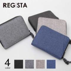 財布 二つ折り メンズ レディース ブランド PVCナイロン 黒 ネイビー グレー カード入れ ウォレット セカンドウォレット シンプル 財布