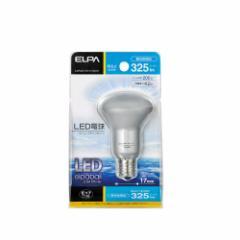 【売切れ御免】ELPA LED電球【ミニレフ球】 (E17口金)昼光色相当 LDR4D-H-E17-G610