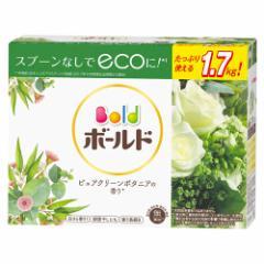 P&G ボールド プラチナクリーン 粉末  ピュアグリーンボタニアの香り 1.7kg