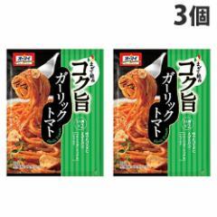 日本製粉 オーマイ 生風味 コク旨ガーリックトマト 41.6g 2食入×3個