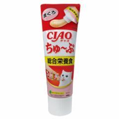 いなば CIAO ちゅ〜ぶ 総合栄養食 まぐろ 80g CS-155