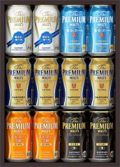 父の日 ビール プレゼント 飲み比べ 父の日ギフト 送料無料 サントリー プレミアムモルツ -輝- 夏の限定5種セット YA30P