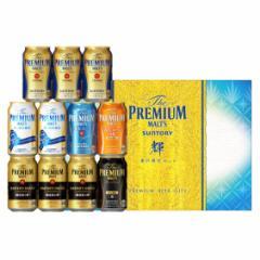 お中元 ビール 御中元 ギフト 父の日 プレゼント 飲み比べ 送料無料 サントリー プレミアムモルツ -輝- 夏の限定6種セット BMPC3P 1セッ
