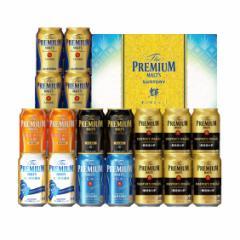 お中元 ビール 御中元 ギフト 父の日 プレゼント 飲み比べ 送料無料 サントリー プレミアムモルツ -輝- 夏の限定6種セット BMPC5P 1セッ