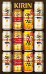 お中元 ビール 御中元 ギフト 父の日 プレゼント 飲み比べ 送料無料 キリン 一番搾り 3種セット K-IPC3 1セット 詰め合わせ
