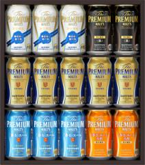 予約 6月1日以降出荷 父の日 ビール プレゼント 飲み比べ 父の日ギフト 送料無料 サントリー プレミアムモルツ -輝- 夏の限定5種セット Y