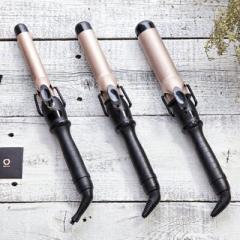 【公式 |送料無料|アゲツヤカール】【メーカー保証1年】AGETUYA MAX220℃  カールアイロン 25mm 32mm 38mm】海外対応