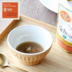 SALE/最短賞味2022.6・シシア 猫 スープ(ツナ&パパイヤ)85g scc675パウチ 成猫用ウェット 一般食 キャットフード Schesir 正規品