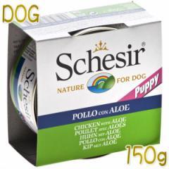 最短賞味2022.5・シシア 子犬用 パピー(チキンフィレ&アロエ)150g缶 scc689 仔犬用ウェット 一般食ドッグ 正規品