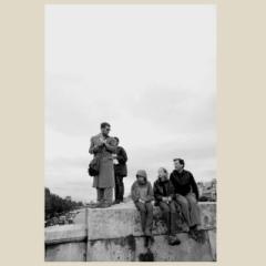 「コンコルド橋の観客/Pont De la Concorde」 限定制作プリント (A4プリントのみ/額なし)(エディションナンバー付き)