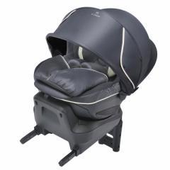 チャイルドシート AILEBEBE BF900 エールベベ・クルット シェリール ブルーノワール 新生児〜4歳ごろまで