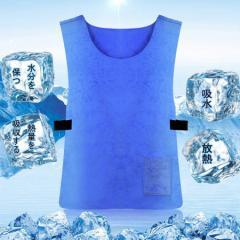 冷却ベスト 空調服 クールベスト 熱中対策 涼感 アウトドア 軽量 熱中症予防 夏神器 物理的な自動冷却 男女兼用