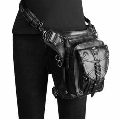 レッグバッグ メンズ  レディース ウエストバッグ ショルダーバッグ ヒップバッグ レッグポーチ 斜めがけ 鞄 かばん アウトドア
