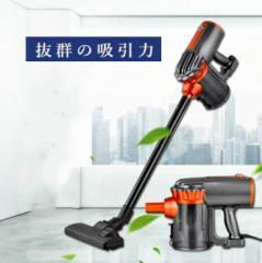 YQ-00587 掃除機 サイクロン 600W 超強力吸引 軽量 コード式 スティッククリーナー&ハンディクリーナー 5Mコード付き  掃除機