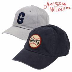 アメリカンニードル キャップ ホームステッド・グレイズ メンズ 帽子 American Needle Homestead grays