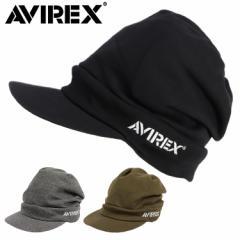 アビレックス キャップ メンズ 帽子 AVIREX アヴィレックス AX  LOGO OSLO CAP ミリタリー