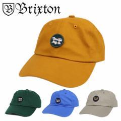 BRIXTON ブリクストン キャップ メンズ 帽子 WHEELER CAP スケーター スケートブランド