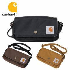 Carhartt カーハート ショルダーバッグ Essentials Pouch サコッシュ ミニバッグ ミニショルダー 斜めがけバックメンズ レディース